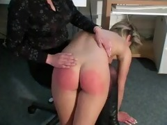 spank and