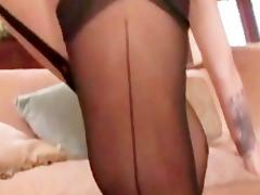 nylons sex
