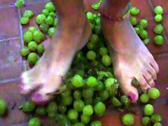 grapes of