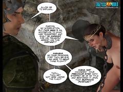 6d comic: