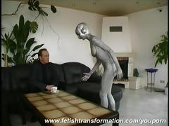 hot alien